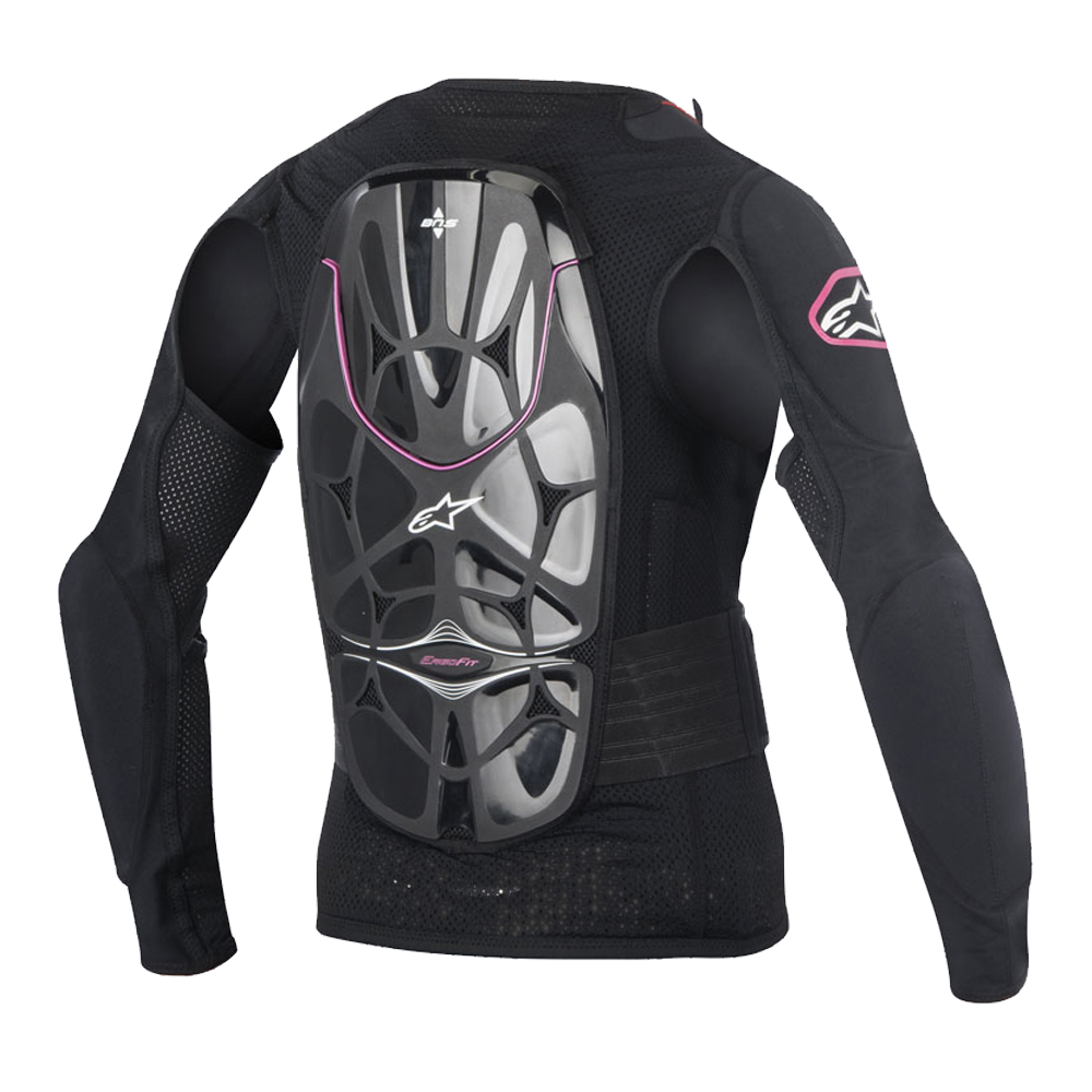 gilet de cross femme alpinestars stella bionic equipement moto cross. Black Bedroom Furniture Sets. Home Design Ideas