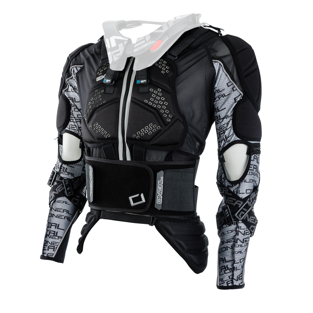 gilet de protection enduro oneal madass moveo noir gilet protection motocross. Black Bedroom Furniture Sets. Home Design Ideas