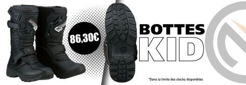 Botte moto cross enfant