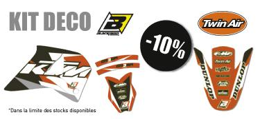 Kit deco moto cross