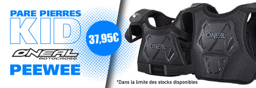 Gilet de protection enfant Promo
