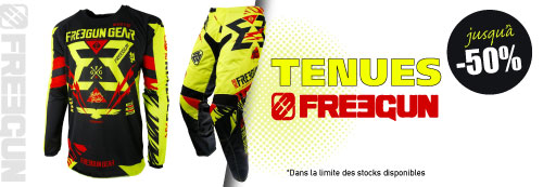 tenue moto cross pull-in