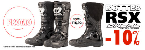 Bottes moto cross Alpinestar