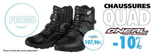 Chaussure Quad Oneal