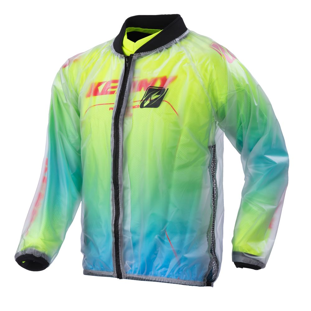 Zippee De Casaque Vestes Kenny Quad Transparente Racing BWqUz